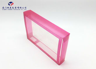 Eco Friendly Clear Packing Boxes , Clear Plastic Packaging Boxes Wholesale