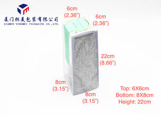 China 22cm Clear Plastic Box Packaging , Plastic Packaging Box Fast Delivery supplier