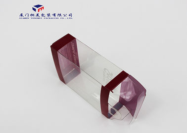 China Light Weight Custom Plastic Box Packaging Easily Assembled 9X3X10cm Size factory